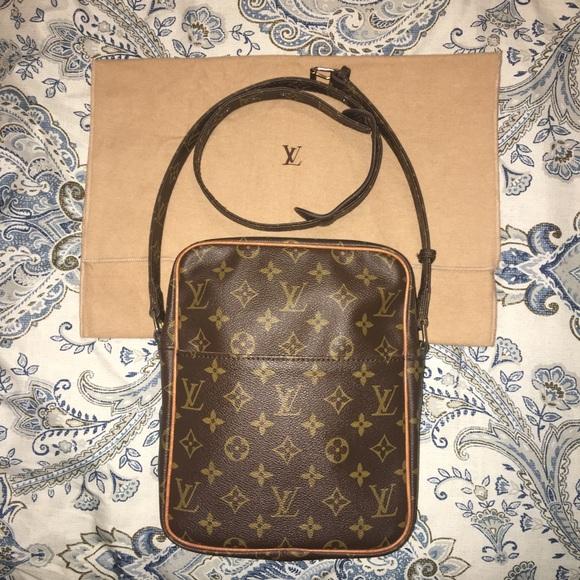 1bfef449cc2a Louis Vuitton Handbags - Louis Vuitton Marceau Petit